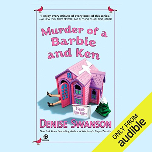 Murder of a Barbie and Ken audiobook cover art