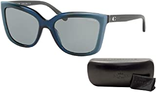 HC8261 Square Sunglasses For Women+FREE Complimentary Eyewear Care Kit