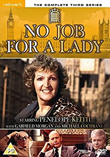 No Job For A Lady - The Complete Third Series