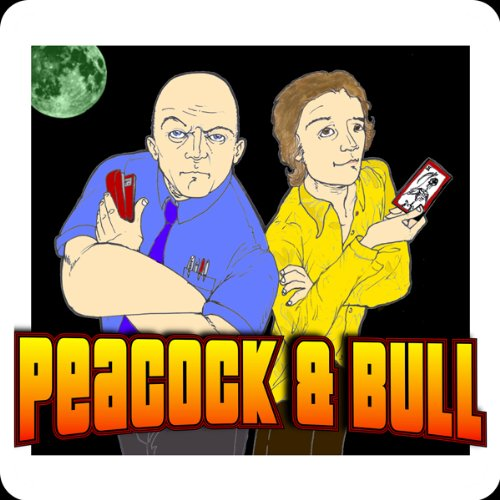 Peacock and Bull cover art
