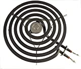 Supco CH30M1 Range Burner Surface Element Replaces WB30M1, EA243867, PS243867, WB30M0001, WB30X5071 - 6 Inches