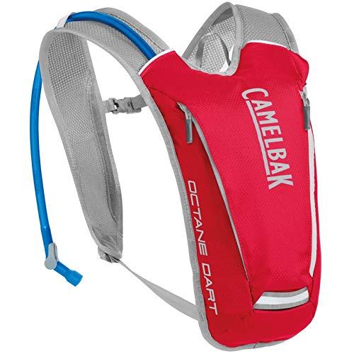 CAMELBAK Dart 50 Oz Octane Crimson Hydration Backpack Red / Silver