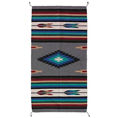 The Route 66 Shop Teppich/Läufer im Stil der Navajo-Indianer - Southwest Ranch, Style VII