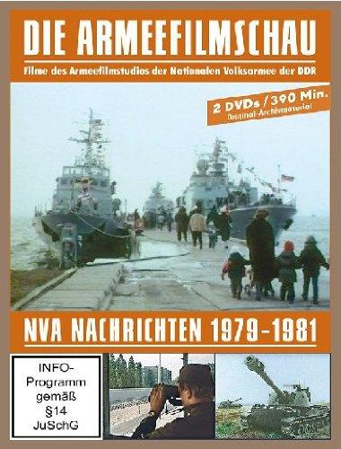 Die Armeefilmschau 7 - NVA Nachrichten 1979-1981 [2 DVDs]