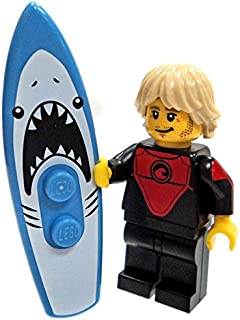 LEGO Collectible Minifigure Series 17 - Pro Surfer (71018)