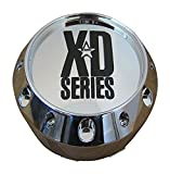 xd series chrome - KMC XD 779 Badlands 786 Balzac 795 Hoss Chrome Wheel Chevy 6 Lug Center Cap