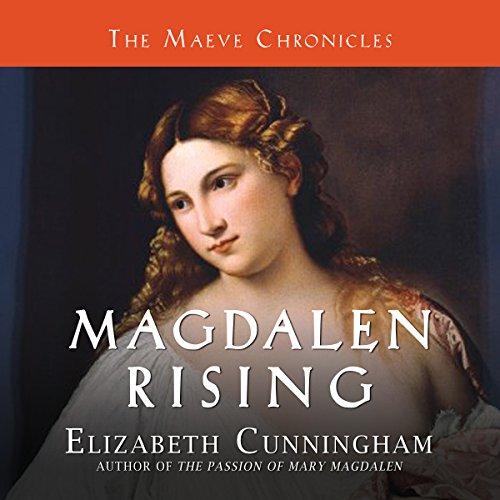Magdalen Rising audiobook cover art