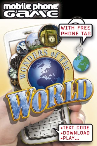 Tactic Games UK Wonders of The World - Gioco per Telefono