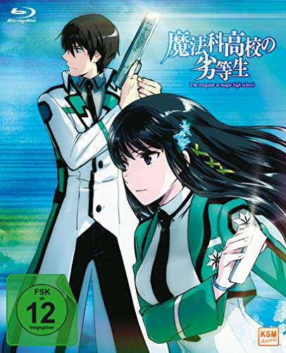 The Irregular at Magic High School - Complete Edition: Episode 01-26 [Blu-ray]
