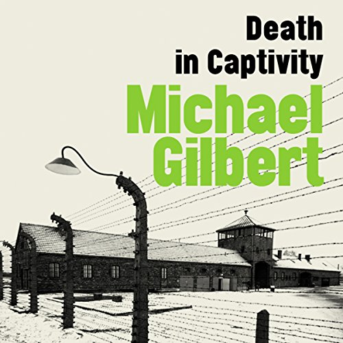 Death in Captivity  audiobook cover art