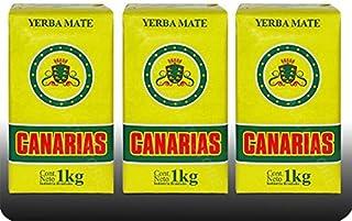 3-Pack Yerba Mate CANARIAS 6.6 LBS.