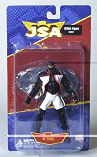 Justice Society America Mr. Terrific Figure - JSA Series 1 by DC Direct