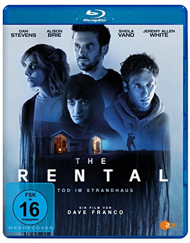 The Rental - Tod Im Strandhaus [Blu-ray]