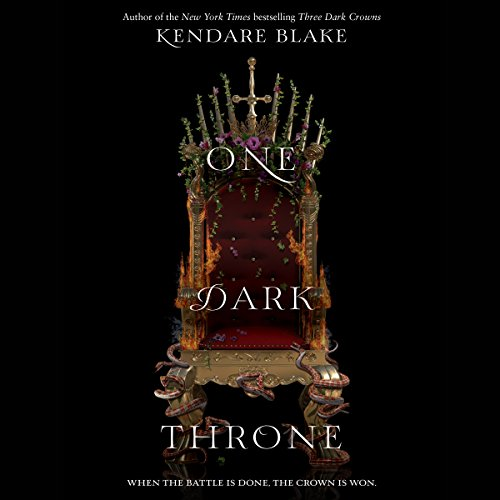 Couverture de One Dark Throne
