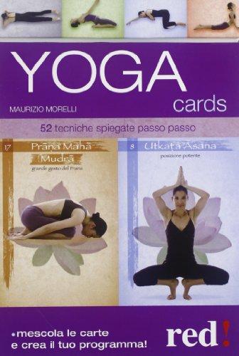 Yoga cards. 52 tecniche spiegate passo passo
