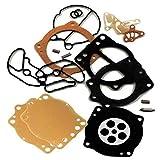 4. Aftermarket Fuel Pump/Carburetor Rebuild Kit Fits 1991-1995 Kawasaki JS550 550SX
