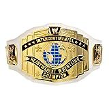 WWE - Réplica del cinturón de campeón Intercontinental, Color Blanco