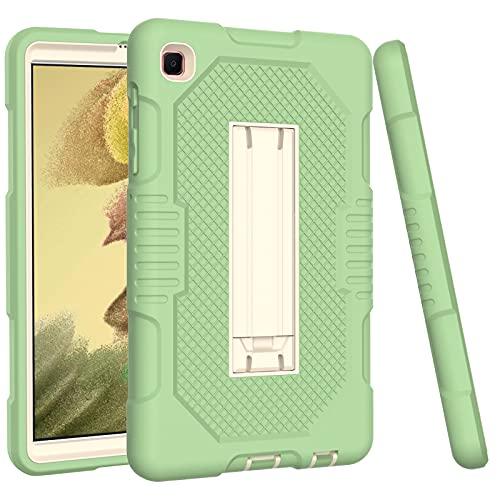 Funda para Galaxy Tab A7 Lite 8.7' 2021 SM-T225/SM-T220, Carcasa Protector Case 360° Anti-Choques Uso Rudo/Silicona + PC/Tough Armor/Soporte-Matcha