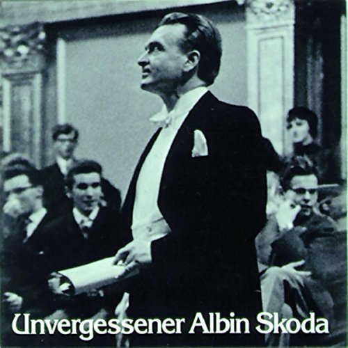 Unvergessener Albin Skoda Titelbild