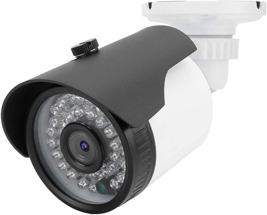 4-in-1 Camera IP66 Weatherproof, AHD/TVI/CVI/CVBS PAL/NTSC 5MP HD CCTV Hybrid Analog Security Camera IR-Cut Monitor(NTSC)