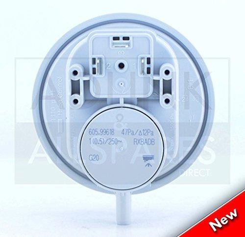 Ferroli Wasser Heizung Talent Luftdruck Schalter 39800140 War 800140