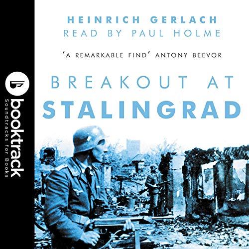 Breakout at Stalingrad audiobook cover art