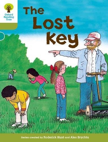 Oxford Reading Tree: Level 7: Stories: The Lost Keyの詳細を見る