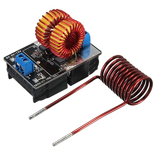 ILS - 5V -12V ZVS Induction Heating Power Supply Module with Coil