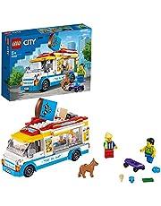 LEGO 60253 City Glassbil, Flerfärgad