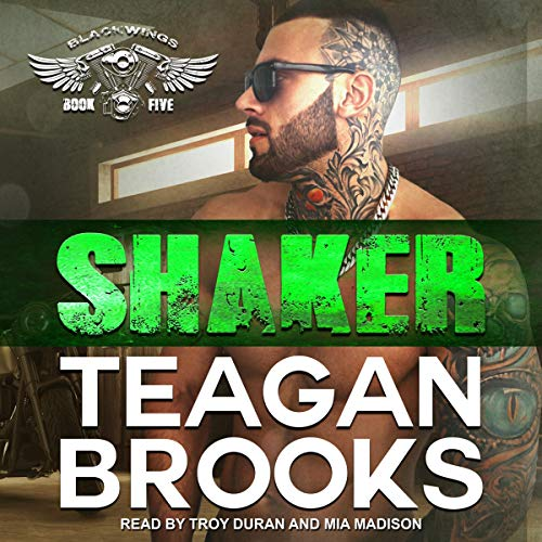 Shaker Audiobook By Teagan Brooks cover art