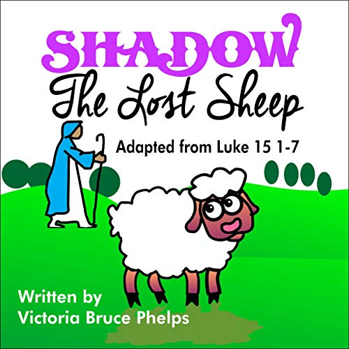 Shadow the Lost Sheep  By  cover art
