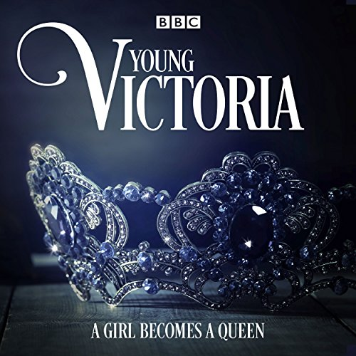 Young Victoria audiobook cover art