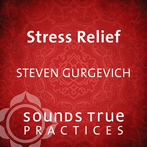 Stress Relief audiobook cover art