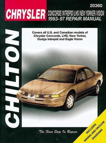 Chrysler Concorde, Intreped, Lhs, New Yorker, and Vision, 1993-97