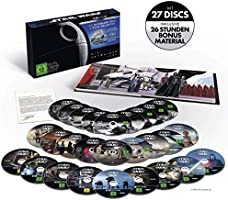 Star Wars 1 - 9 - Die Skywalker Saga 4K Ultra HD [Blu-ray]