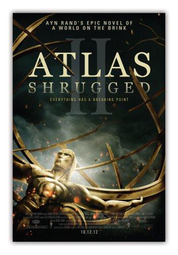 Atlas Shrugged Part Ii (Dvd,2012)