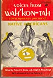 Voices from Wah'Kon-Tah: Contemporary Poetry of Native Americans