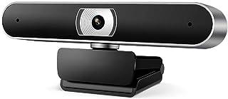 YSY-CY 1080p HD Webcam,Desktop HD Webcam,Ultra Wide Angle Full HD Conference Webcam,Auto Focus Computer Camera, Built-in M...