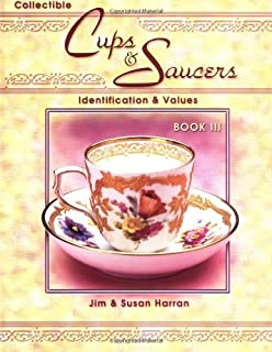 Collectible Cups & Saucers: Identification & Values, Book 3