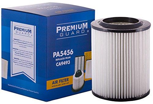 Premium Guard Air Filter PA5456 | Fits 2006-2002 Acura RSX, Honda CR-V; 2005-2002 Honda Civic