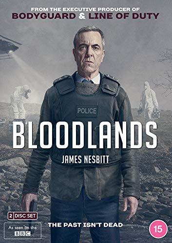 Bloodlands [DVD] [2021]
