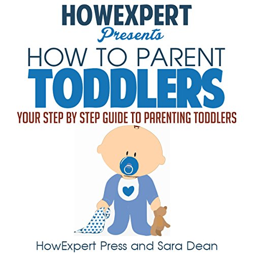 How to Parent Toddlers audiobook cover art
