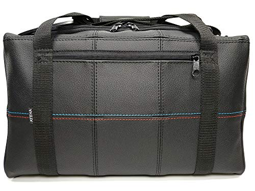 Ryanair Cabin Bag 40x20x25-Travel Bag-ATENA Deluxe Carry on Luggage-Holdall-Suits Wizz Air & EasyJet
