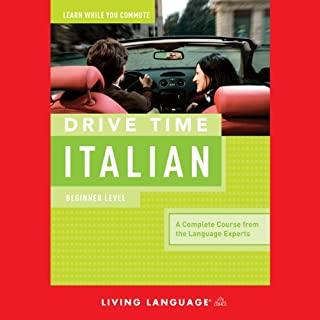 Drive Time Italian cover art