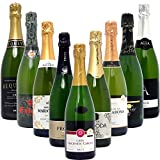 本格シャンパン製法だけの厳選泡9�