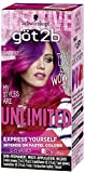 Got2b Unlimited Semi-Permanent Hair Color, 110 Sunburst Collection