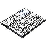 CS-AUB500SL Batería 1900mAh Compatible con [ASUS] X00A, X00ADA, ZB500KL, ZenFone Go 5.0 sustituye 0B200-02170000, B11P1602 (1ICP5/57/61)