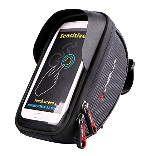 XPhonew Bike Handlebar Bag, Bicy...