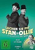 Lachen Sie mit Stan & Ollie - Die komplette ZDF-Serie [7 DVDs]