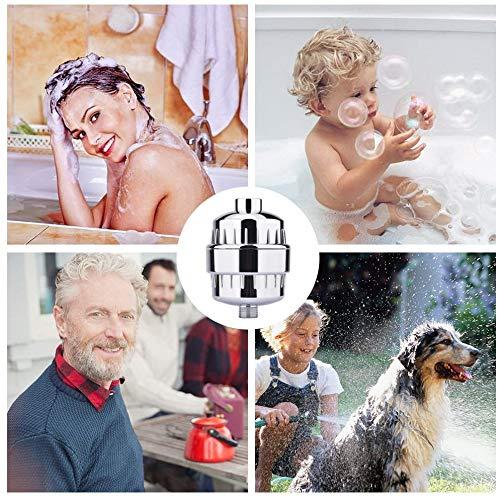 Newlemo Filtros de ducha